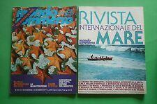 Magazine MONDO SOMMERSO N.209 1977 + supplemento Rivista internazionale del mare