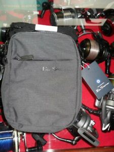 Ben Sherman City Small Item Bag Charcoal Flight Bag