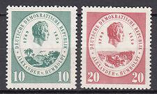 DDR 1959 Mi. Nr. 684-685 Postfrisch ** MNH