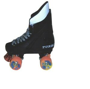 VENTRO VT2 PRO TURBO QUAD ROLLER SKATES WITH AIR WAVES WHEELS SIZES 1-8
