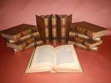 GOETHE WERKE Heinrich Kurz = 12 voll. completa Goethes Werke 12 Bände