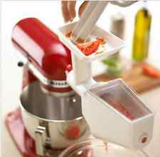 Kitchen Aid Mixer Attachments Parts Fruit Vegetable Strainer Jelly Baby Food