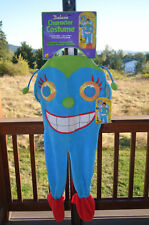Child Toddler Miss Spider Bounce Pretend Play Costume NEW Size 3T-4T