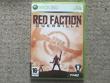 Red Faction Guerrilla - Xbox 360 UK PAL