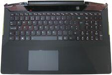 Lenovo IdeaPad Y700-15ISK Y700-15ACZ Palmrest Touchpad Cover UK Backlit Keyboard