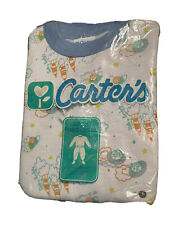 New Vintage Carters Toddler Footed Pajamas 80s/90s