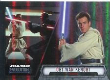 Star Wars Evolution 2016 Base Card #18 Obi-Wan Kenobi - Padawan