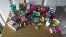 POLLY POCKET LOT Doll Furniture & Accessories  LOT 84