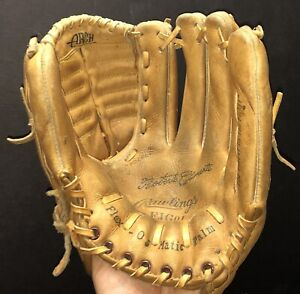 RARE Rawlings ROBERTO CLEMENTE Baseball Glove FJG01 SPLIT WED