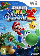 Super Mario Galaxy 2 ~ Wii (en Buen Estado)