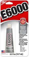 E6000 Craft Adhesive Beading Glue 0.5 flow ounces (E6000)