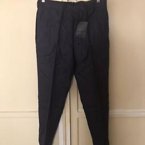 Prada Men's New Linen Slacks Pants size 31