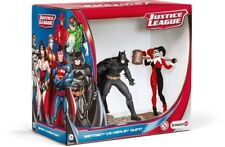 Schleich 22514 Scenery Pack Batman vs Harley Quinn Serie Comic