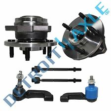 Brand New 6pc Complete Front Suspension Kit for 2002 - 2004 Jeep Liberty No ABS