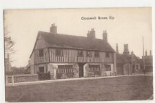 Cromwell House, Ely Postcard, B090