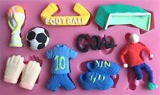 SILIKON 3D BACKFORM FUSSBALL FOOTBALL FONDANT TORTE AUSSTECHFORM DEKO NEU