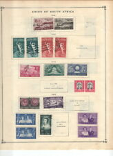 SOUTH AFRICA ON MINKUS ALBUM PAGES-1949-1997!