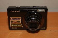 Samsung Digimax SL420 10.2MP Digital Camera - Black