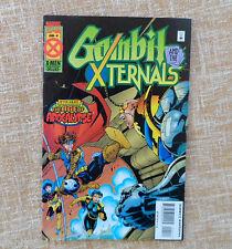 Comic, Gambit and the Xternals, no. 4, Marvel Comics, June, 1995, Fabian Nicieza