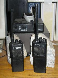 PROGRAMMING SERVICE for Motorola GP300 or P110