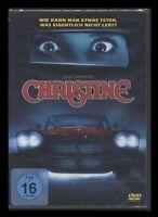 DVD CHRISTINE - nach dem Roman von STEPHEN KING - Regie: JOHN CARPENTER * NEU *