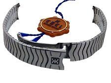 EBEL SPORT CLASSIC Bracciale Uomo-Band Bracelet Acciaio/Acciaio 18 mm impulso