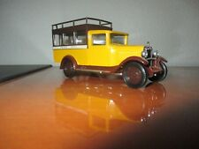 TRES BELLE CITROEN CAF 1930 PALACE HOTEL  9 - 81 SOLIDO ANCIENNE 1/ 43