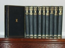 The Works of Eugene Field (Haystack edition) 10 Volumes