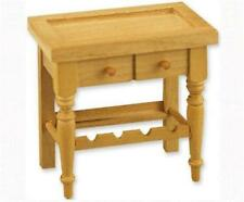 Dollhouse Wine Tasting Table to Insert Tiles 1.764/9 Reutter Miniature
