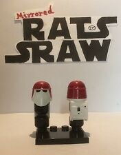 - Minifiguras Lego Star Wars Clone Galactic Marine casco personalizado (1 por venta)