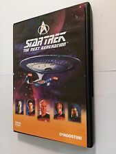 Star Trek the Next Generation 2a Stagione vol 2 Dvd serie TV 4 epis Fantascienza
