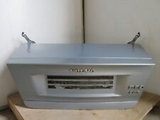 VOLVO S60 2001 REAR TAILGATE / BOOTLID IN SILVER - 444-46