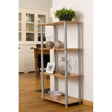 Shelf Rack buchedekor Beech Bookcase Bookcase 4 Shelves