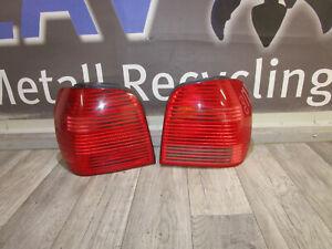 VW Polo 6N2 Rückleuchten Rechts und Links mit Lampenträger