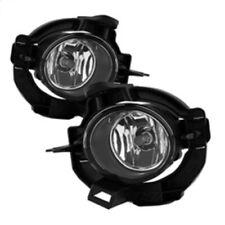 Fog Light Assembly-Oem Fog Lights SPYDER AUTO 9031625 fits 2008 Nissan Rogue