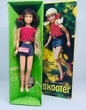 """Vintage Barbie Skipper's Friend Skooter """" MIB 1966 Bendable Legs"""