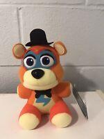 Funko FNAF Five Nights At Freddy's Security Breach Glamrock Freddy Plush