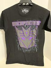 Transformers Decepticons Universal Studios Hollywood 3-D M T Shirt