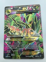 MEGA Sceptile EX FULL ART ULTRA RARE 85/98 XY Ancient Origins Pokemon NM 2015