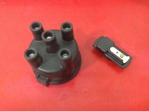 Distributor Cap & Rotor Kit Wells 15506 Fits Nissan Datsun GMC Honda Mazda JH110