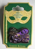 2016 Mickey's Not So Scary Halloween Party Logo Disney Pin