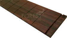 "Indian rosewood guitar fretboard,fingerboard  25.5"" Fender ® slotted R 16"""