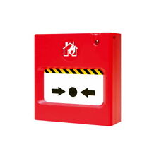ESP SCP-2R Call Point Breakglass Resettable Call point Fire alarm