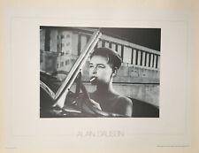 Alain Daussin - Annick - 1990 - Offset Poster