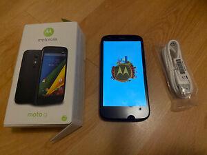 Motorola Moto G XT1039 Mobile Phone boxed and Unlocked
