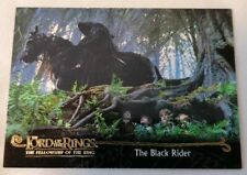CCG - Tolkien LOTR Fellowship Of The Ring Topps The Black Rider Card No #112