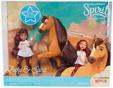 Spirit Horse Lucky Doll Play Set Toy Kids Toddler Pony Gift Boy Girl Pretend NEW