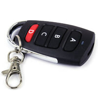 433mhz Smart Electric Cloning Gate Garage Door Car Remote Control Key Fob Cloner