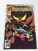NIGHTCRAWLER Vol.1 #3 In A Four-Issue Limited Series 1986