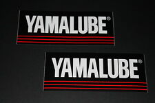 10 Yamaha Lube Adesivi Sticker Decalcomania Bapperl olio Lubrificante kl